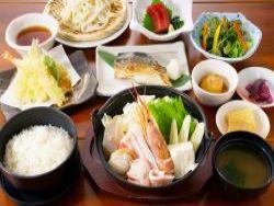 Seafood Chankonabe