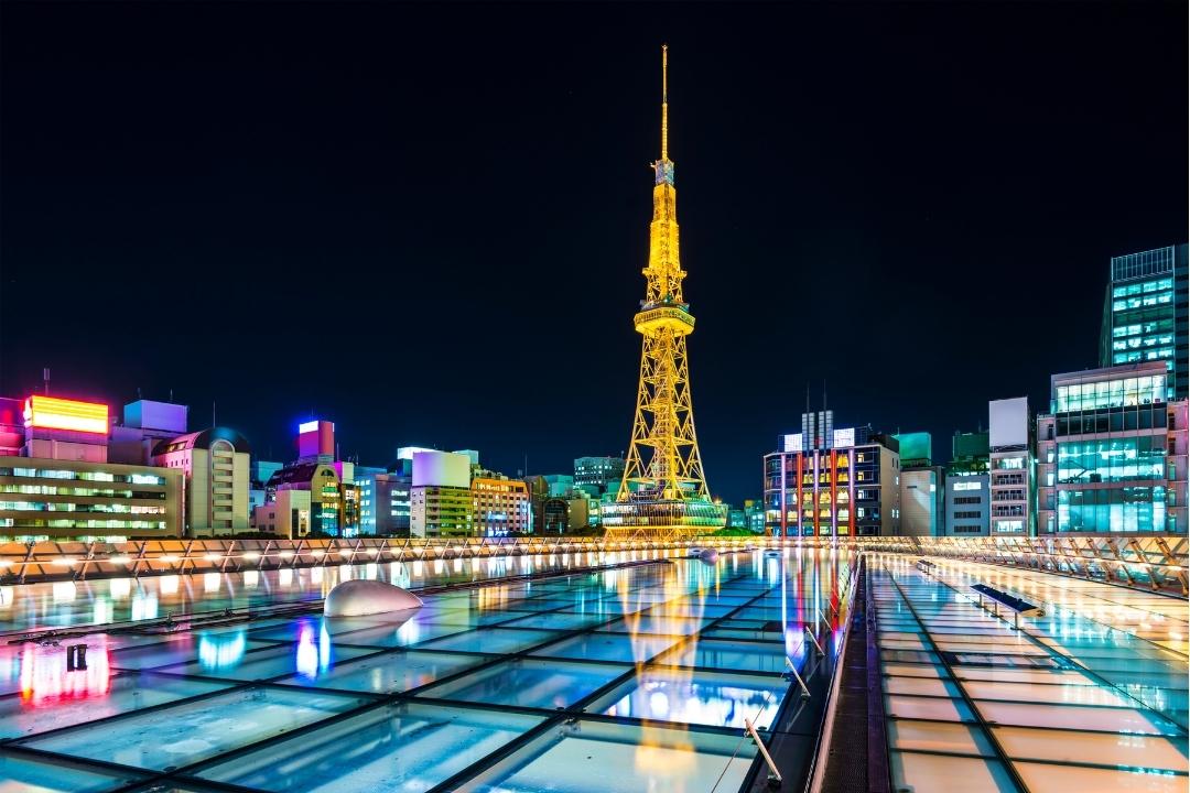 Nagoya TV Tower (Canva)