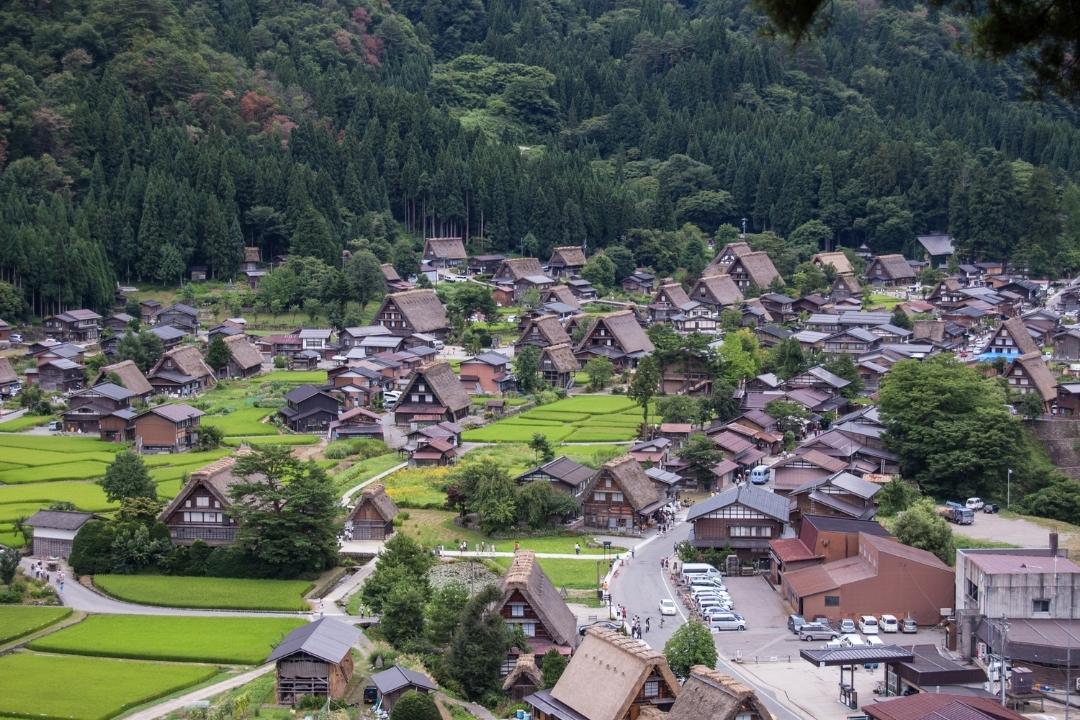 Shirakawa Go, Gifu (Canva)