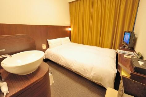 Dormy Inn Sendai Ekimae Compact Single Room (3.2)