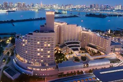 Exterior Hilton Tokyo Odaiba (3.2)