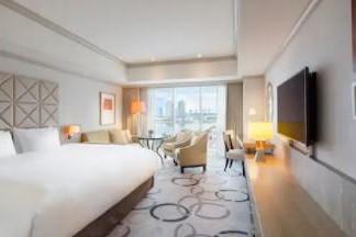 King Deluxe Room Hilton Tokyo Odaiba (3.2)