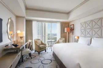 King Hilton Room Hilton Tokyo Odaiba (3.2)