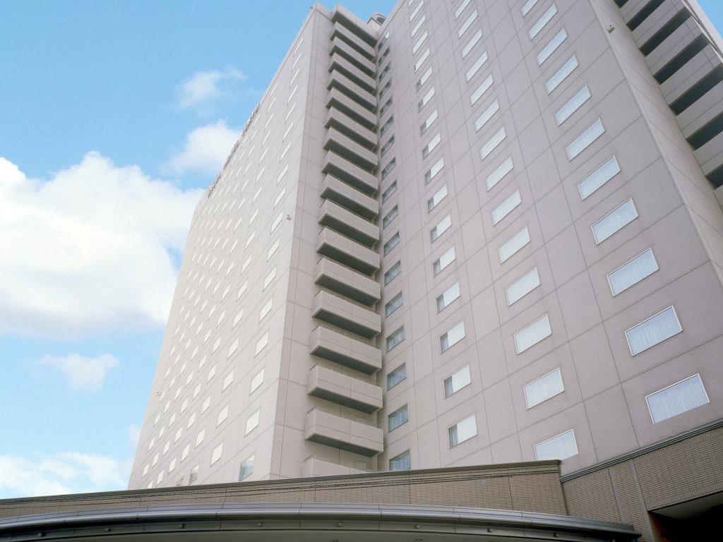 Exterior Sapporo Excel Hotel Tokyu (Tomaru)