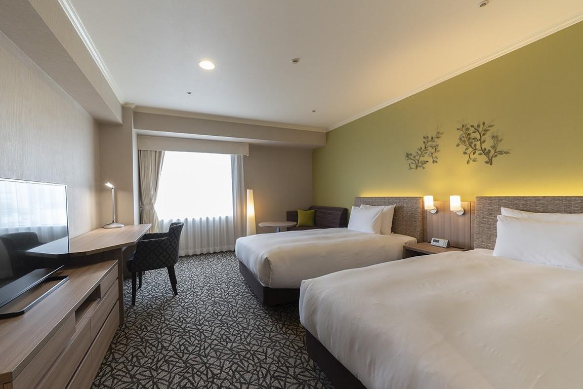HOTEL ASSOCIA TOYOHASHI Standard Twin