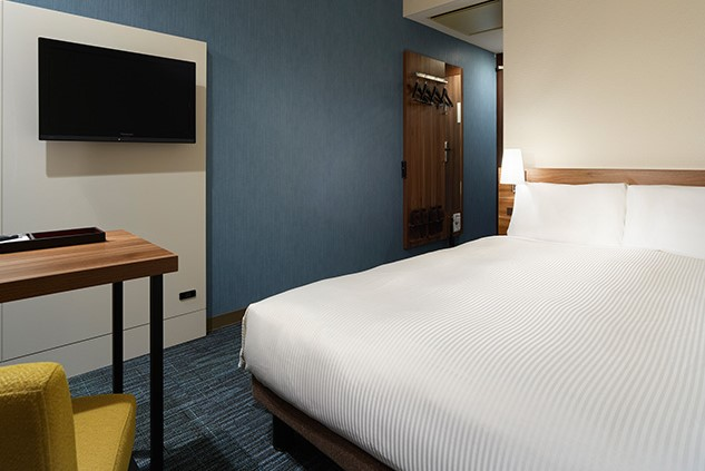 Mitsui Garden Hotel Kumamoto (web) Standard Double Room