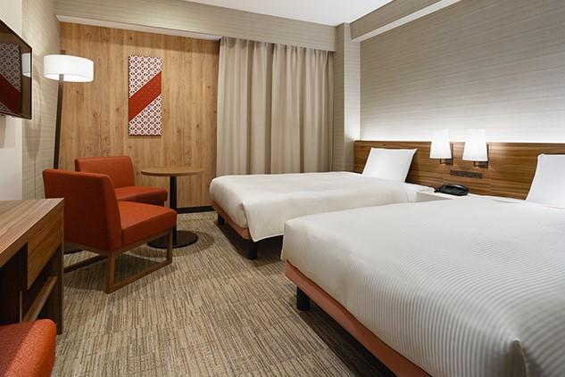 Mitsui Garden Hotel Kumamoto (web) Standard Twin