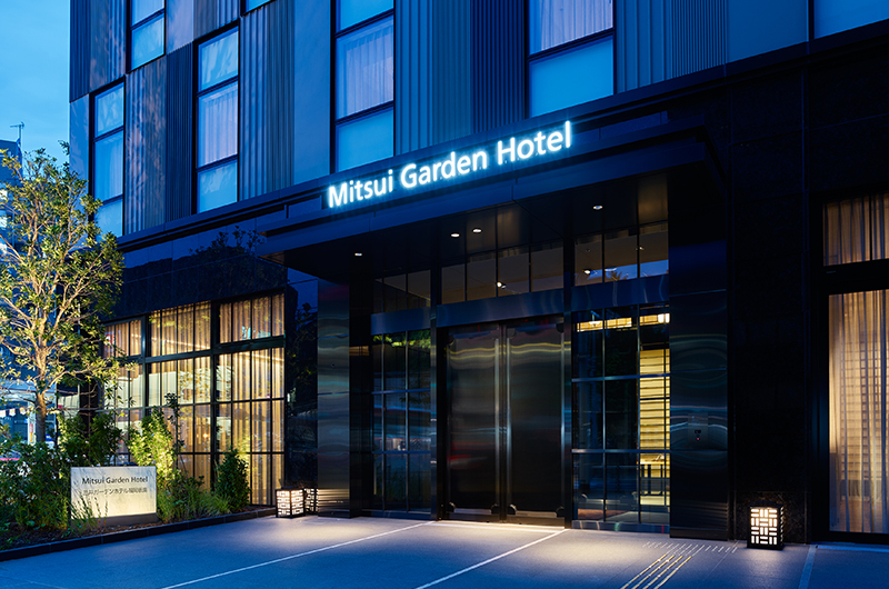 Mitsui Garden Hotel Fukuoka Gion - GATE 2 (O)