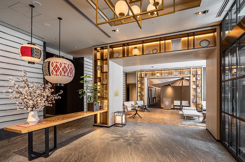 Mitsui Garden Hotel Fukuoka Gion - INTERIOR 5 (O)