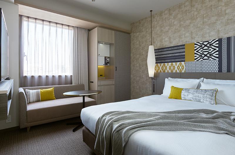 Mitsui Garden Hotel Fukuoka Gion - Moderate DBL Room (O)