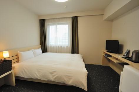 DORMY INN AKITA-double room (O) (3.2)