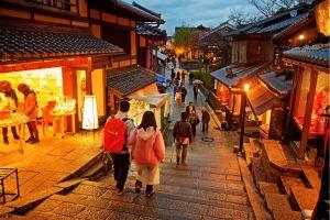 Kiyomizudera Shoping Street