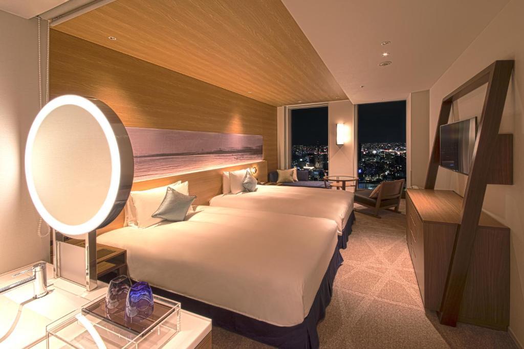 Nagoya Prince Hotel Sky Tower-Superior TWN Room (B)
