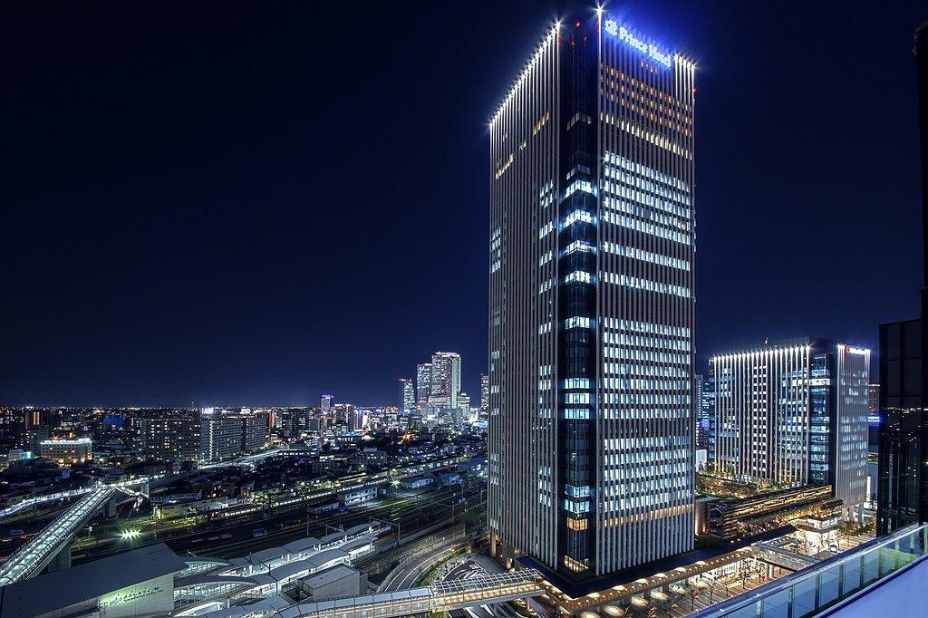 Nagoya Prince Hotel Sky Tower-exterior (TA)