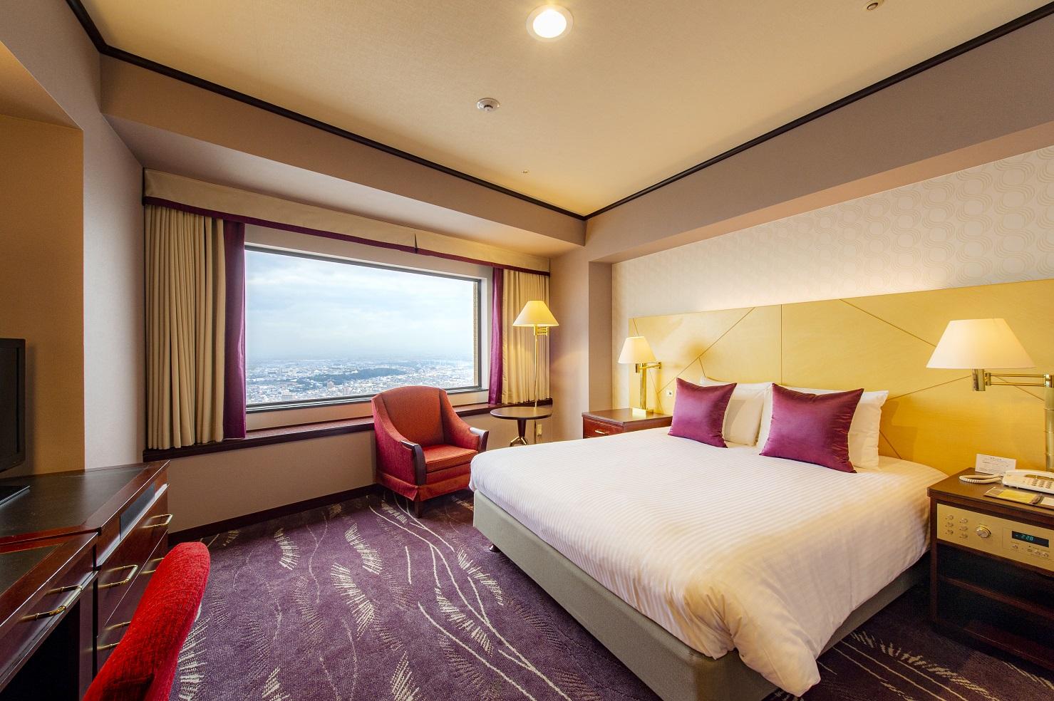 Okura Act City Hotel Hamamatsu-DBLRoom (O)