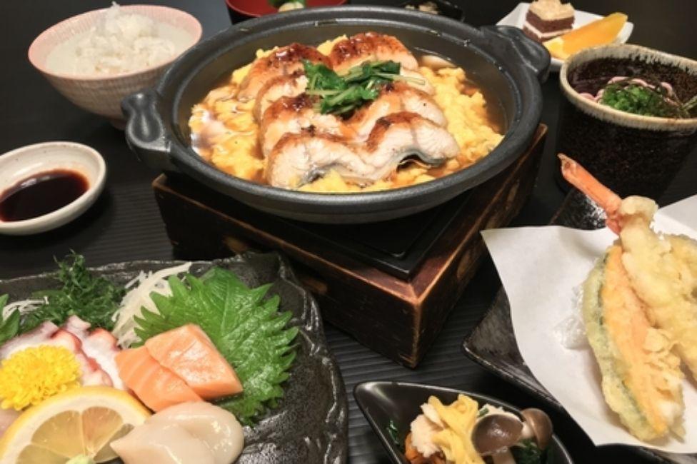 Route Inn Grantia Dazaifu (O) Nagomi Restaurant 4
