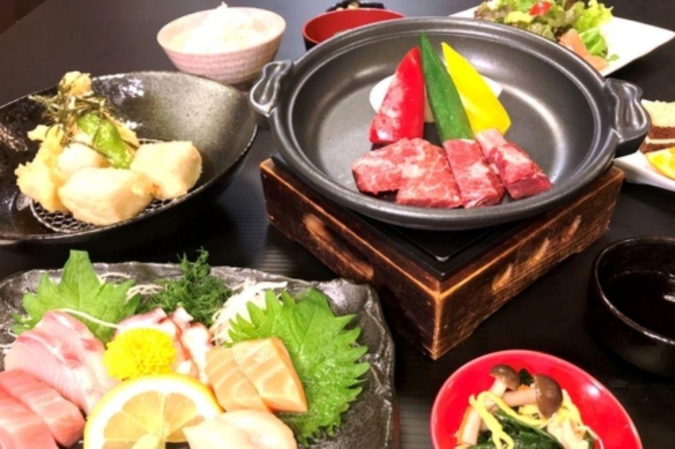 Route Inn Grantia Dazaifu (O) Nagomi Restaurant 5