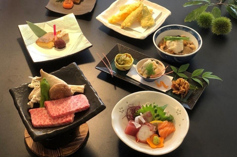 Route Inn Grantia Dazaifu (O) Nagomi Restaurant 6