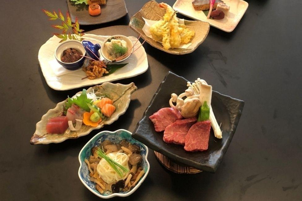 Route Inn Grantia Dazaifu (O) Nagomi Restaurant 7