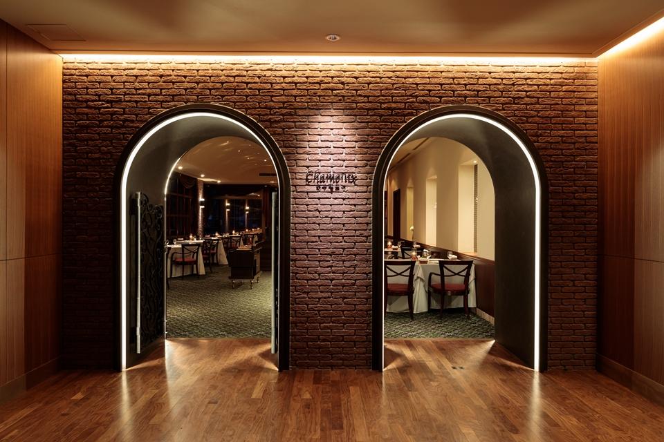 Hakuba Tokyu Hotel-restaurant