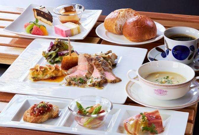 Hotel Amsterdam (O) Lunch
