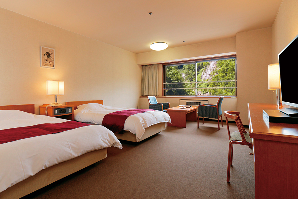 Jozankei Hotel-TWN (O)