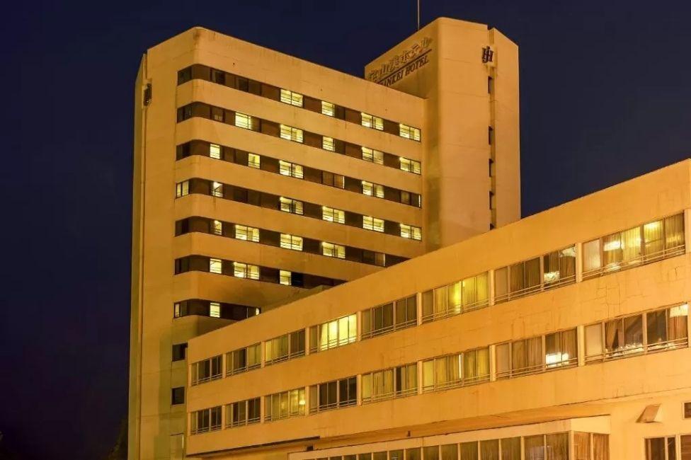 Jozankei Hotel-exterior 1 (B)