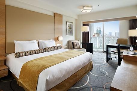 Grand Prince Hotel New Takanawa Superior Modern King with Balcony Room (O)