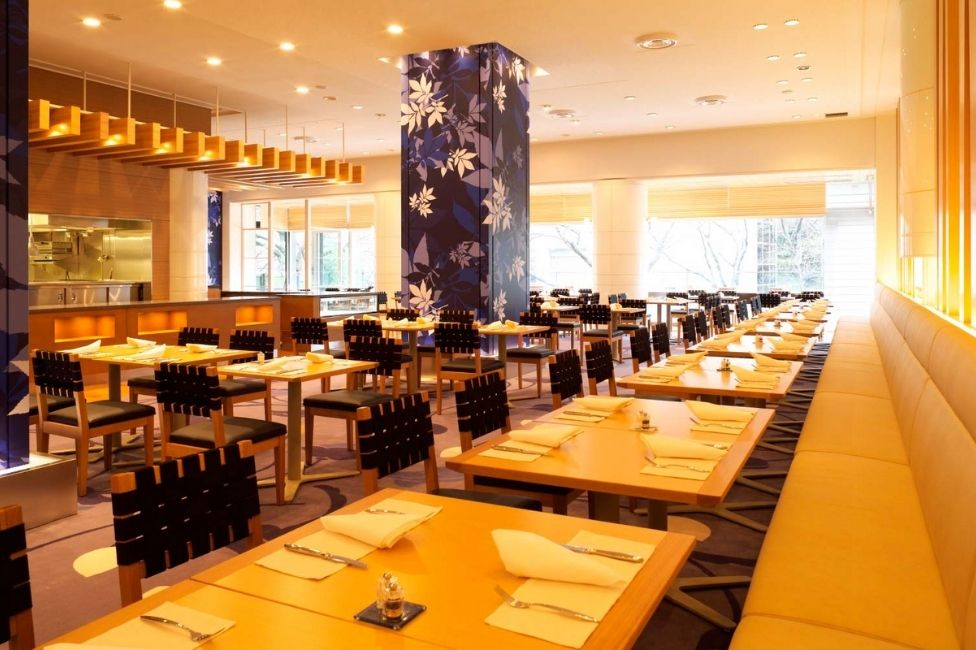 Grand Prince Hotel Takanawa-Restaurant 8 (O)