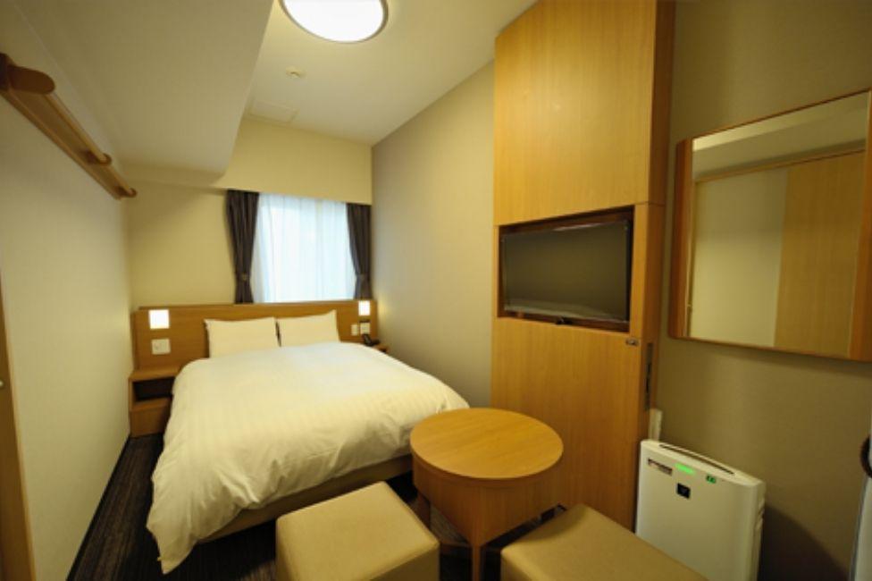 Dormy Inn Akihabara - dbl room (o)