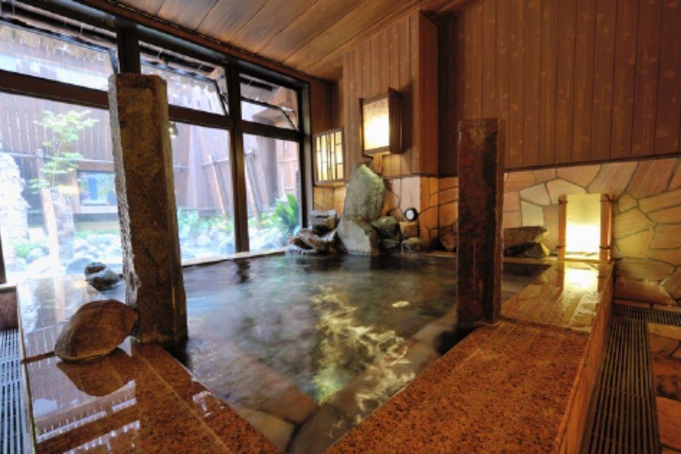 Dormy Inn Akihabara - onsen 2 (o)