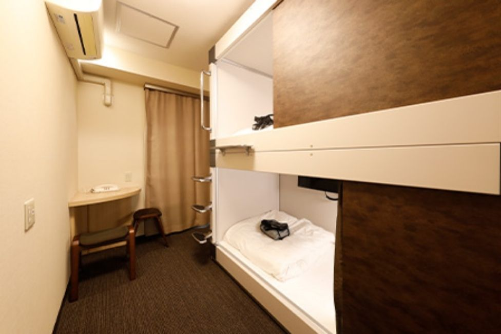 Dormy Inn Global Cabin Asakusa-TWIN CBN (O)