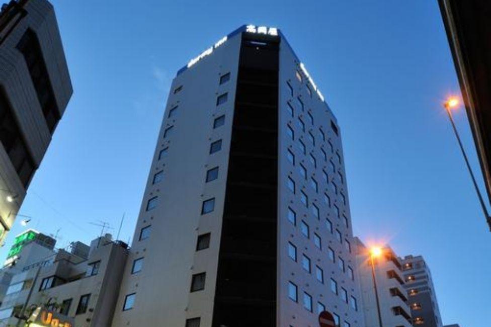 Dormy Inn Ueno Okachimachi - Exterior (T)