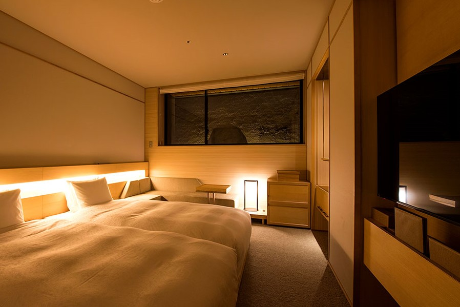 Hotel Senren Kyoto Higashiyama Kiyomizu (O) Garden Twin Room