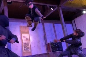 Shinobi No Sato Ninja Village (O) Ninja Show 1