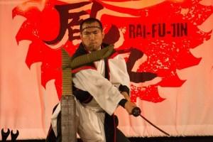 Shinobi No Sato Ninja Village (O) Ninja Show 2