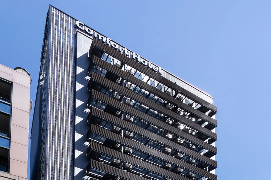 Comfort Hotel Shin Osaka (O) 1