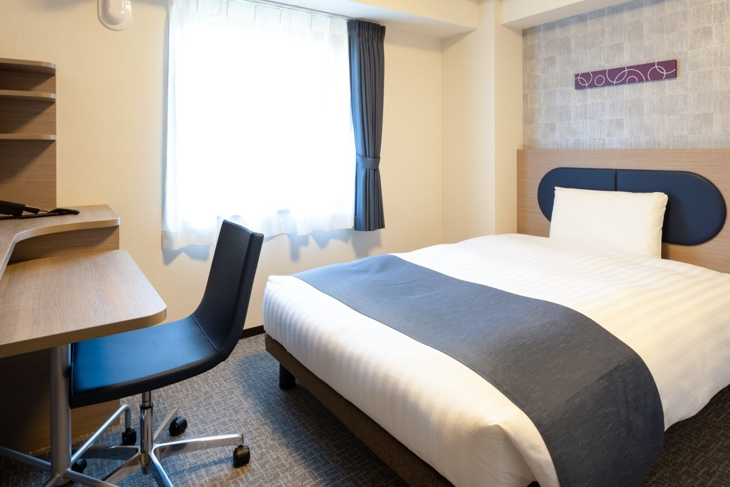 Comfort Hotel Shin Osaka (O) Standard Double Room