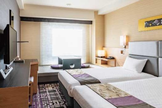 Hotel New Hankyu Kyoto (O) Japanese Twin