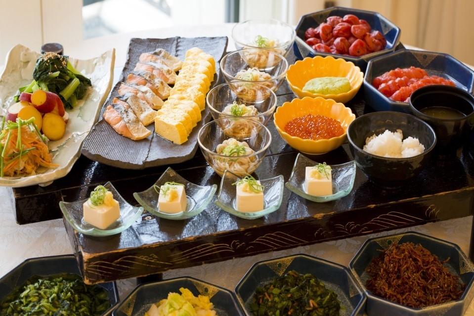 Breakfast 2 - Hotel Monterey Osaka (Official)