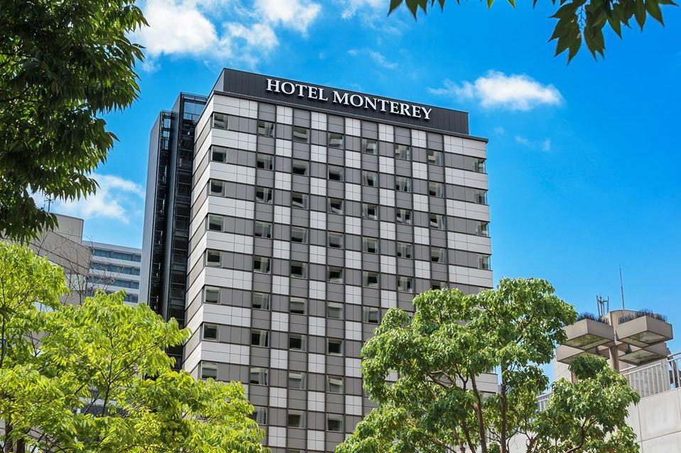 Exterior - Hotel Monterey La Frere Osaka (Official) 32