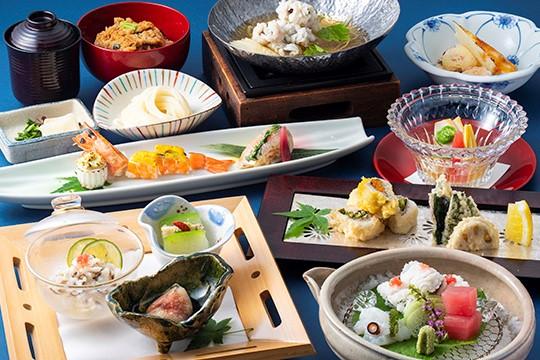 Japanese Meals - Hotel New Hankyu Osaka (Official)