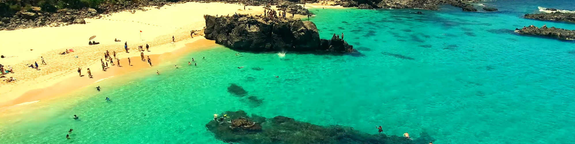 Waimea Bay, Hawaii