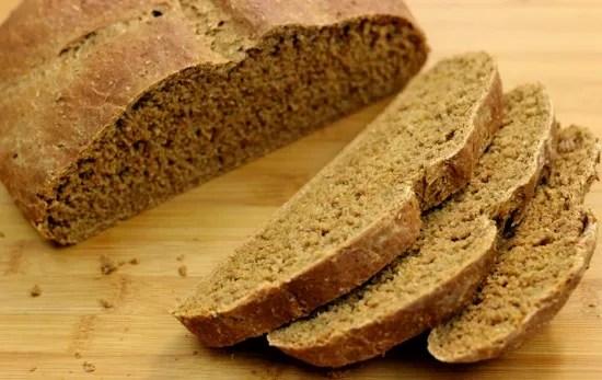 طريقة عمل الخبز الاسمر بالخطوات في المنزل