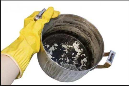 كيفية تنظيف الاوانى الالمونيوم