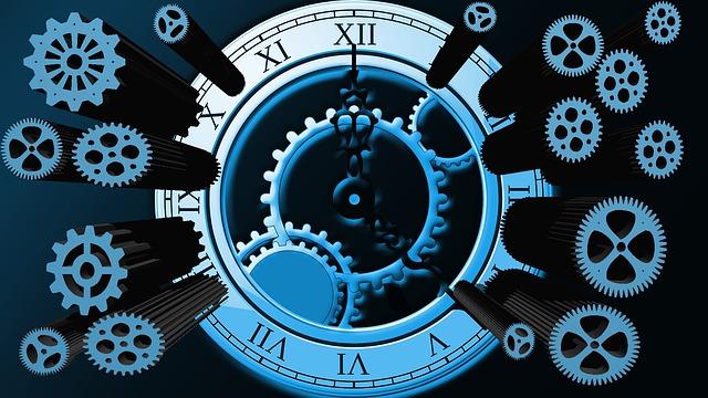 時間移動 イメージ