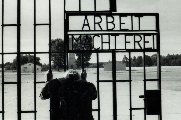 "The concentration camp in closest proximity to Berlin.  It was used as a ""showcase"" to the international community on the ""humane"" treatment of prisoners."