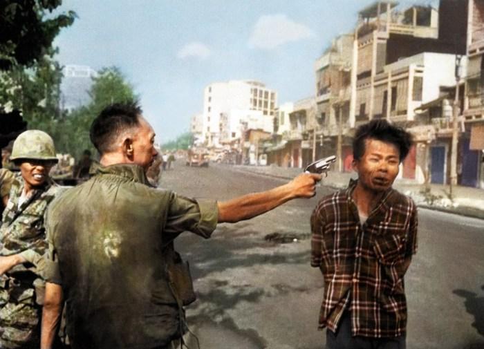 Vietnamese War Street Justice