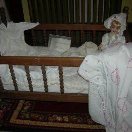 crib, Olive's rm