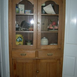 hutch, kitchen